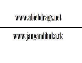 pengumuman paartner baru www.jangandibuka.tk dan www.abiebdragx.net