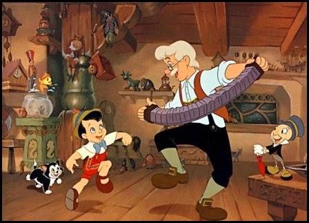 Pinocho (Ben Sharpsteen y Hamilton Luske, 1940)