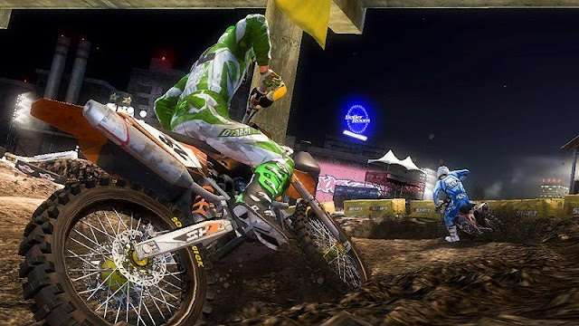 Mx vs ATV Reflex PC Full Español Skidrow DVD9