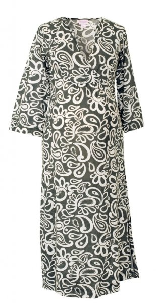 Caftan Wear it as Evening Gown and Maternity Clothing