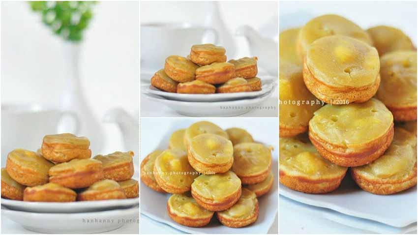 Resep Membuat Roti Pisang Khas Banjar by Hanhanny