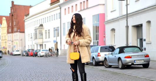 cozy teddy coat