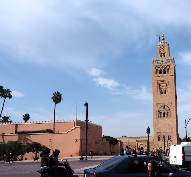 Koutoubia Mosque Tower