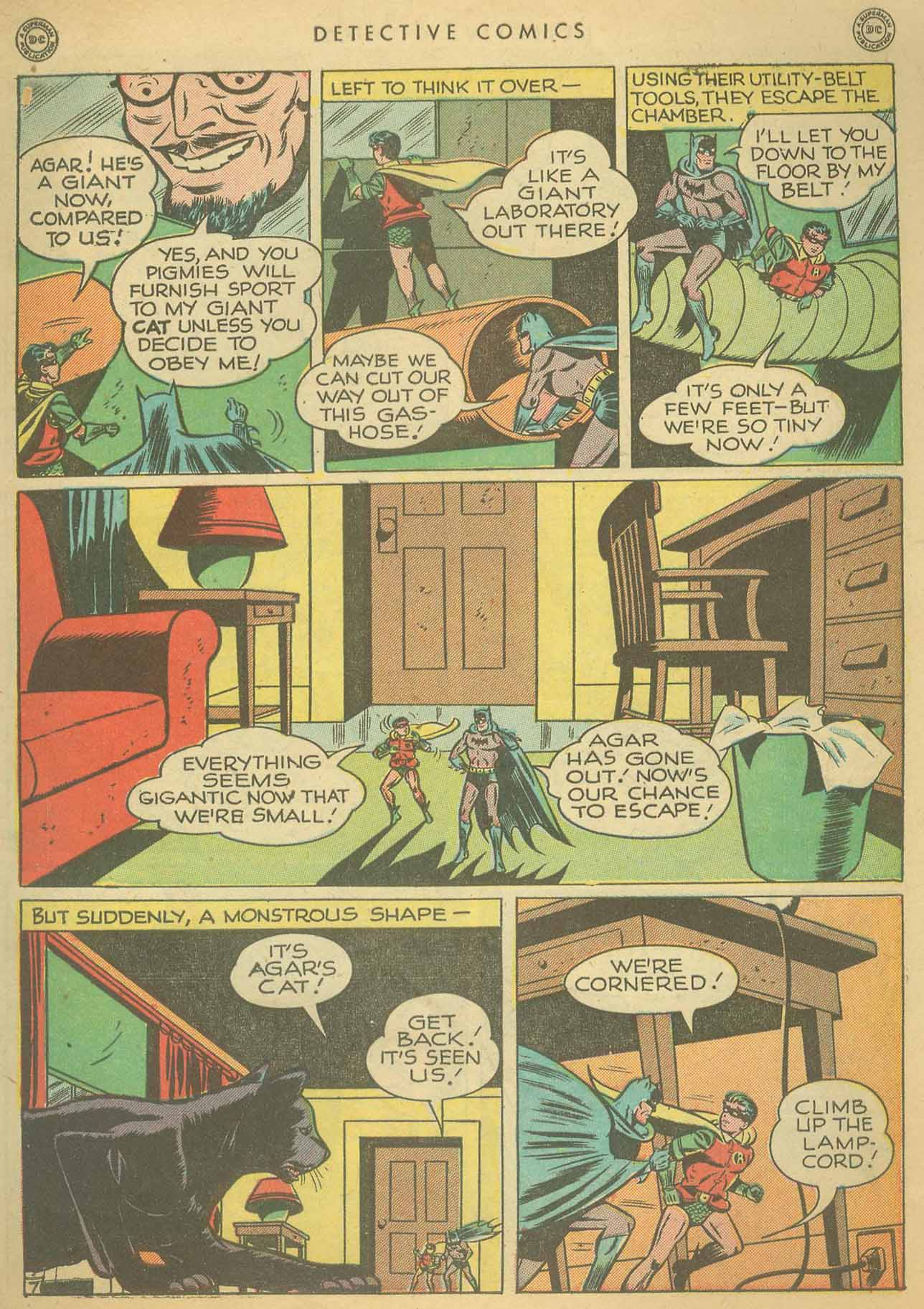 Detective Comics (1937) issue 127 - Page 9
