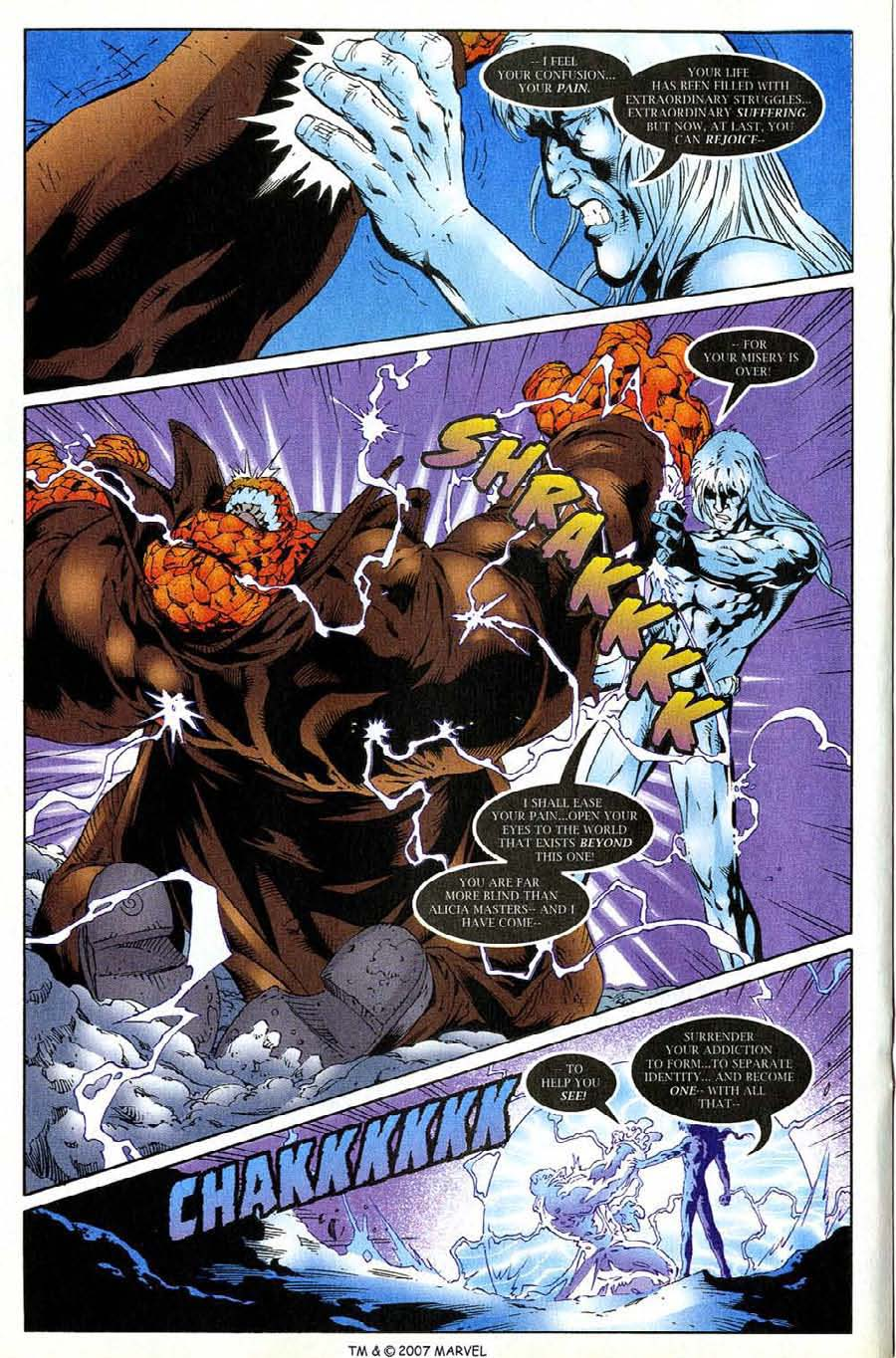 Read online Silver Surfer (1987) comic -  Issue #138 - 22