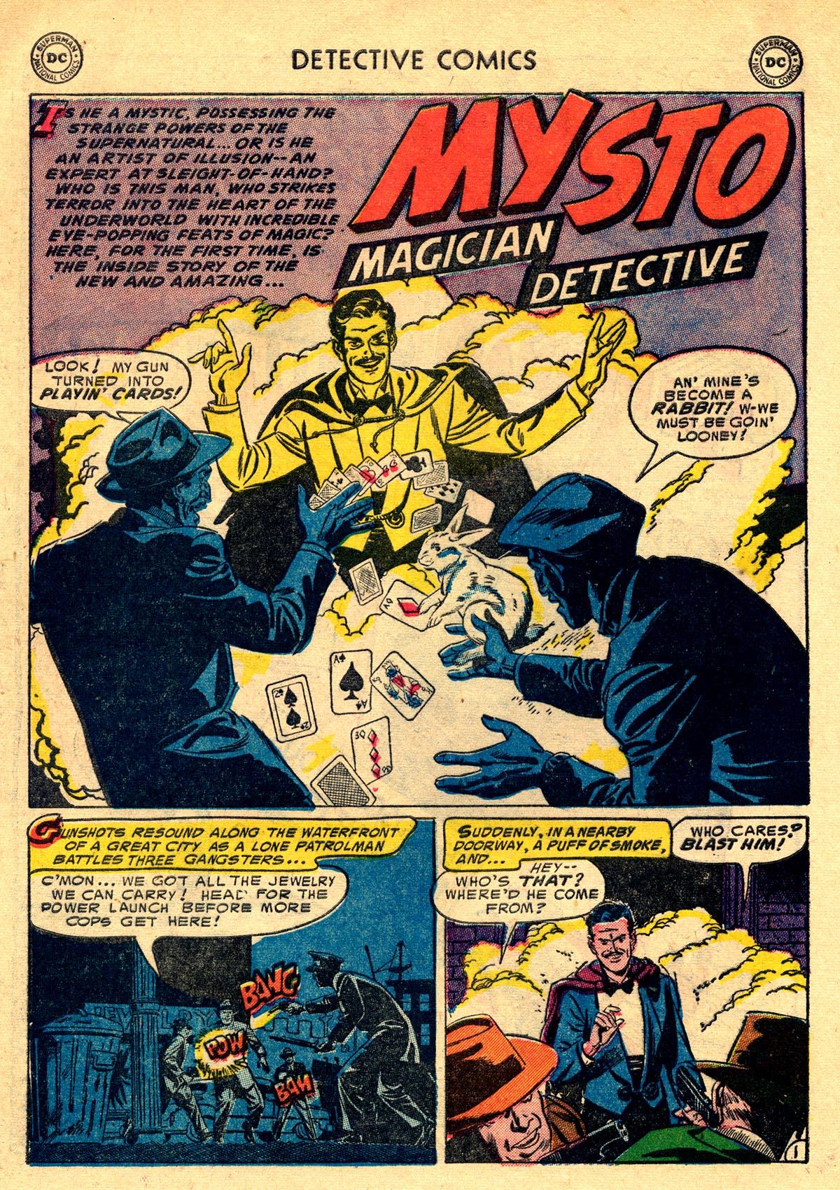 Read online Detective Comics (1937) comic -  Issue #203 - 34
