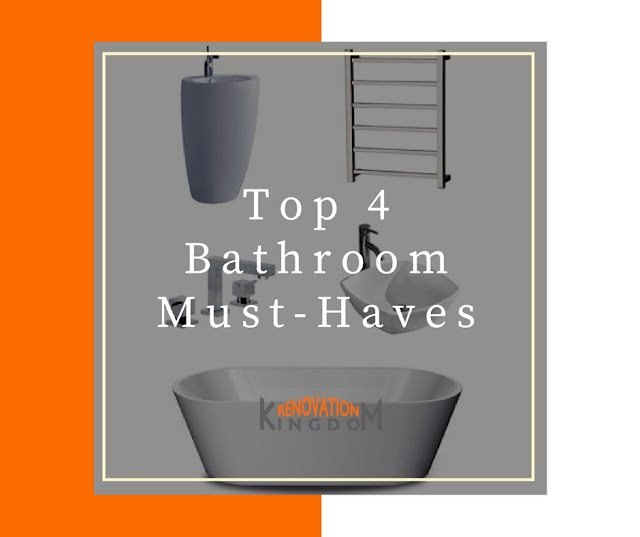 Must Have Bathroom Supplies