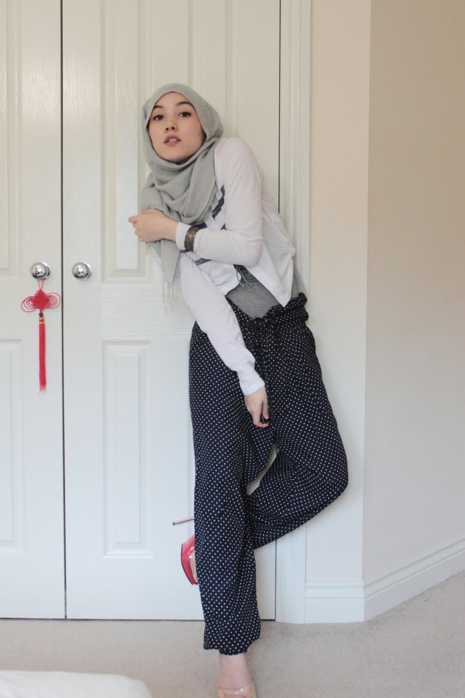 Hot Hijab by Hana Tajima ~ Diary of : Shabrina Habi Syarafah