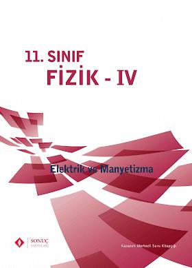 Sonuç 11. Sınıf Elektrik ve Manyetizma Fasikülü PDF indir