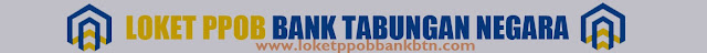 PPOB BTN | Loket PPOB Bank Tabungan Negara