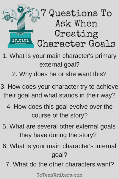 questions to ask when creating a character