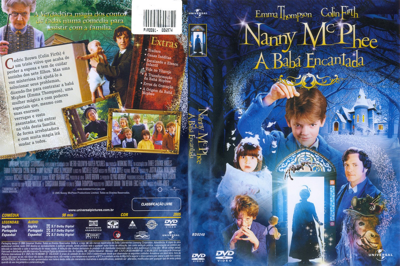 Nanny Mcphee A Baba Encantada Dublado Fasrplace