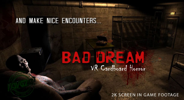 Bad Dream VR Cardboard Horror v2.9.4 Mod Apk Full Gratis