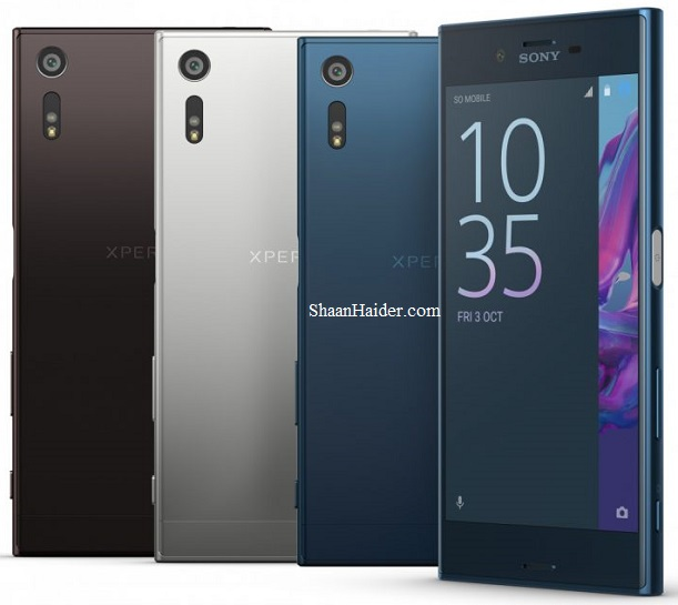 Sony Xperia XZ : Full Hardware Specs, Features, Price and Availability