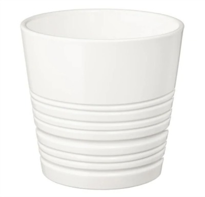 The best IKEA white plant pots