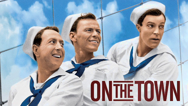 On The Town streaming on @Netflix #streamteam