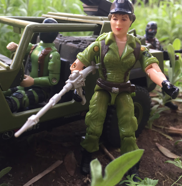1985 Lady Jaye, Heavy Metal, Mauler, VAMP, 1982, Commando, Snake Eyes, Firefly, 2004, Urban Strike, Red Laser Army