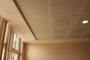 Drywall Acoustic Ceiling