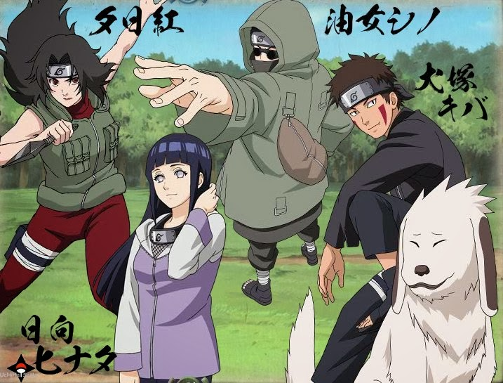 Anime Charaters On Public: Naruto and Naruto Shippuden