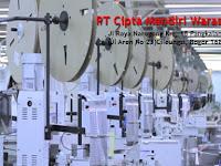 Lowongan Operator Produksi di Cileungsi Bogor PT Cipta Mandiri Wirasakti (CMW)