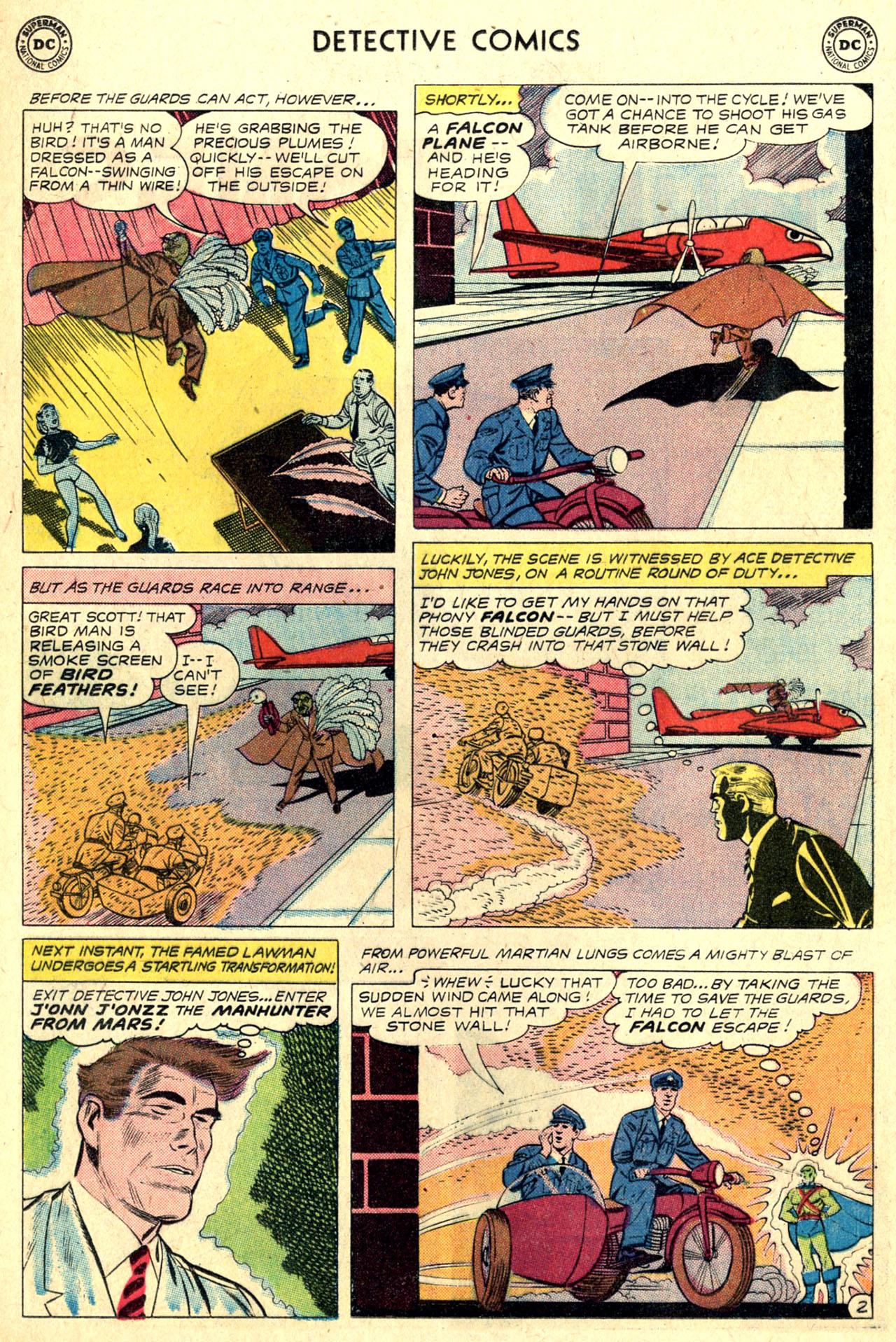 Read online Detective Comics (1937) comic -  Issue #265 - 28