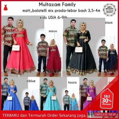 GMS335 TSYNN336D48 Dress Batik Wanita Lengan 3 Dropship SK0565346895