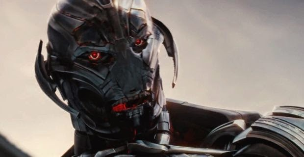 Le nouveau méchant Ultron (James Spader)