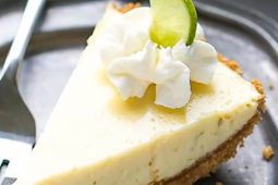 Healthy Low Carb Key Lime Pie Recipe