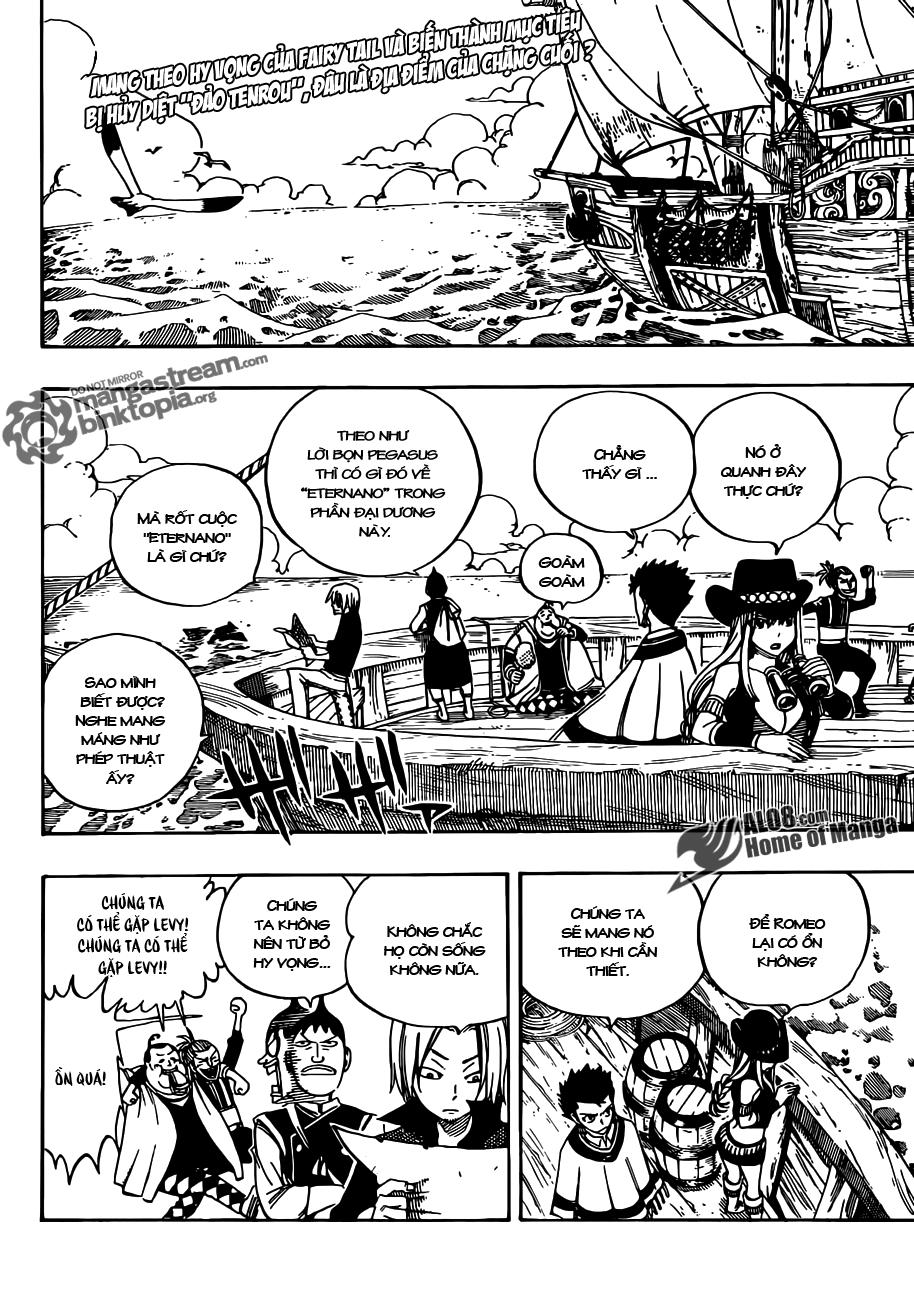 Fairy Tail chap 255 trang 2