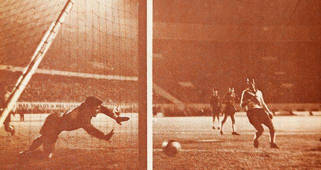 Chile y Ecuador en Clasificatorias a Inglaterra 1966, 12 de octubre de 1965