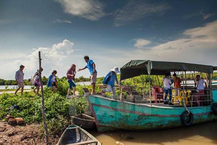 Khám phá vùng lõi khu dự trữ sinh quyển thế giới ở cửa sông Hồng -7