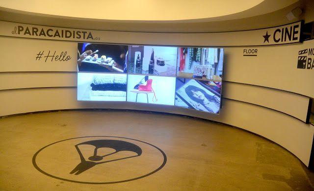 El paracaidista concept store Madrid