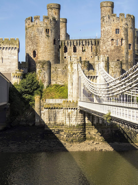 Things to do in North Wales: Visit Conwy Castle