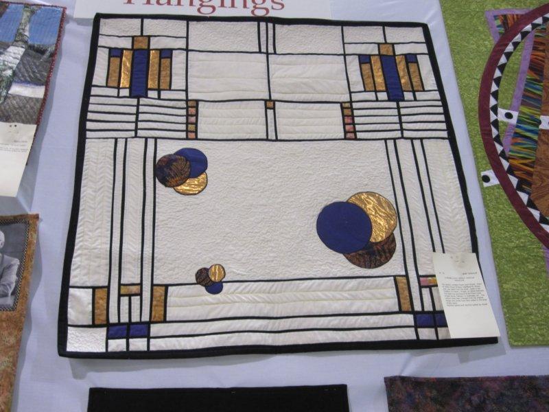 True Blue Canadian Kawartha Quiltmakers Guild Quilt Show