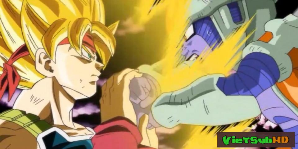 Phim 7 viên ngọc rồng: Tập phim về Bardock (Cha của Goku) VietSub HD | Dragonball: Episode of Bardock 2011
