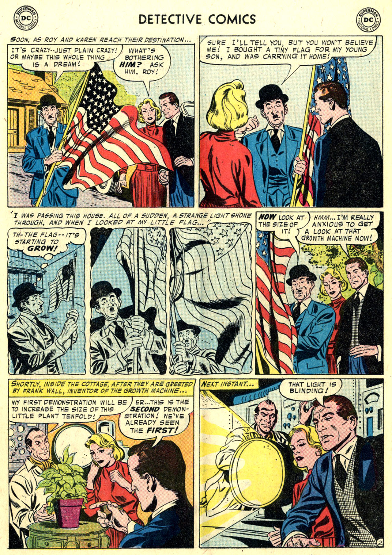 Read online Detective Comics (1937) comic -  Issue #243 - 18