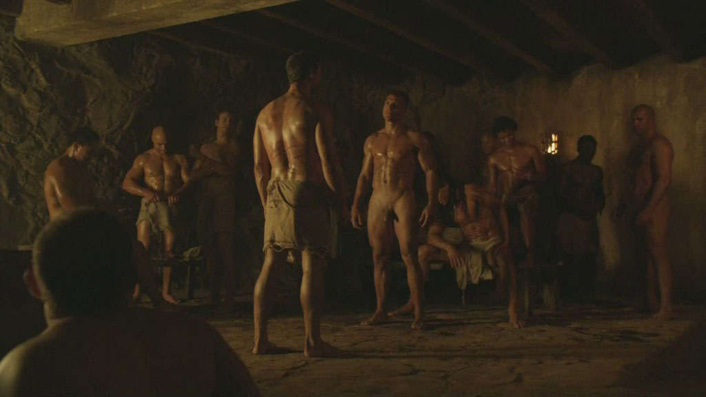 Naked men of spartacus nude seems