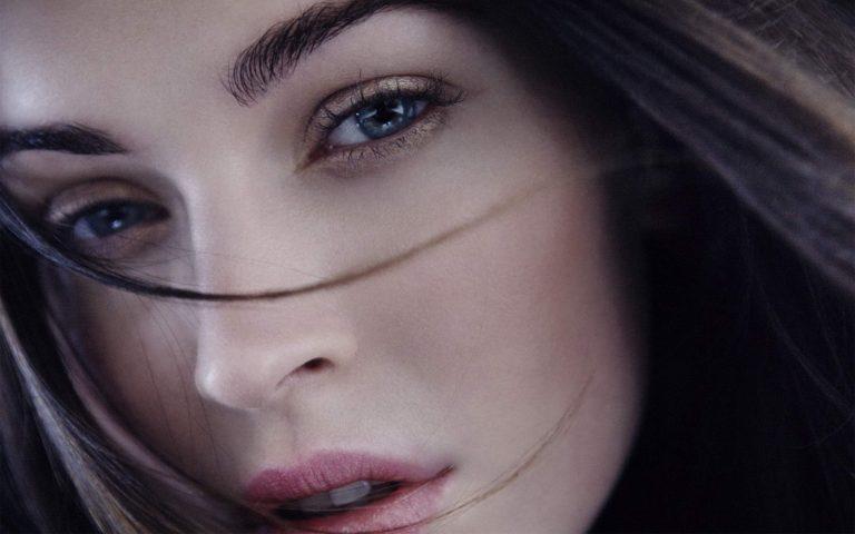 Megan Fox Beautiful Face Wallpaper Dell Wallpapers High