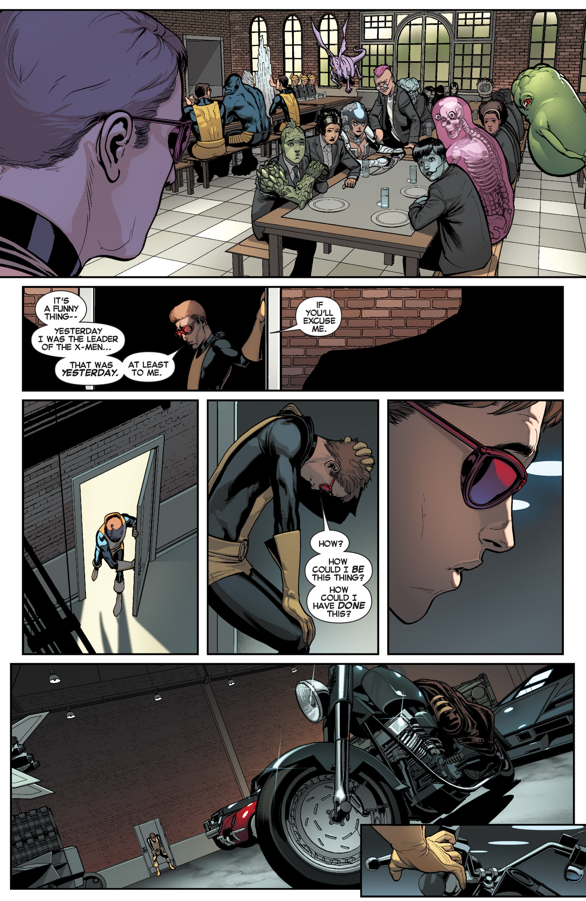 Read online All-New X-Men (2013) comic -  Issue # _Special - Here To Stay - 8