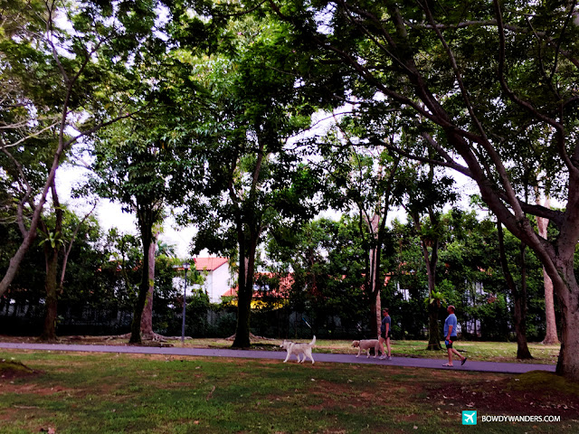 bowdywanders.com Singapore Travel Blog Philippines Photo :: Singapore :: Pasir Ris Park and Pasir Ris Town Park: Singapore's Everyday Go To Park