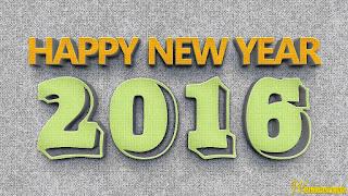 Kartu Ucapan Happy new year 2016 selamat tahun 2016 19