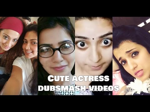 South Actress Dubsmash Video
