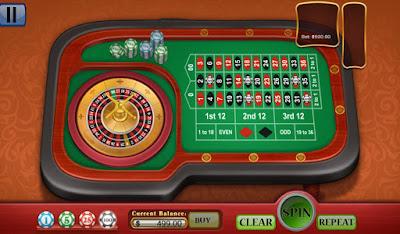 tuyệt kĩ chiến thắng trò chơi roullette online ăn tiền 12101801