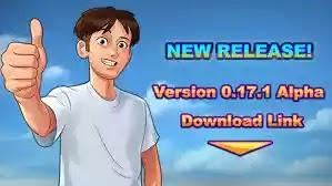 Summertime Saga APK + Save v0.19.5 Game Download