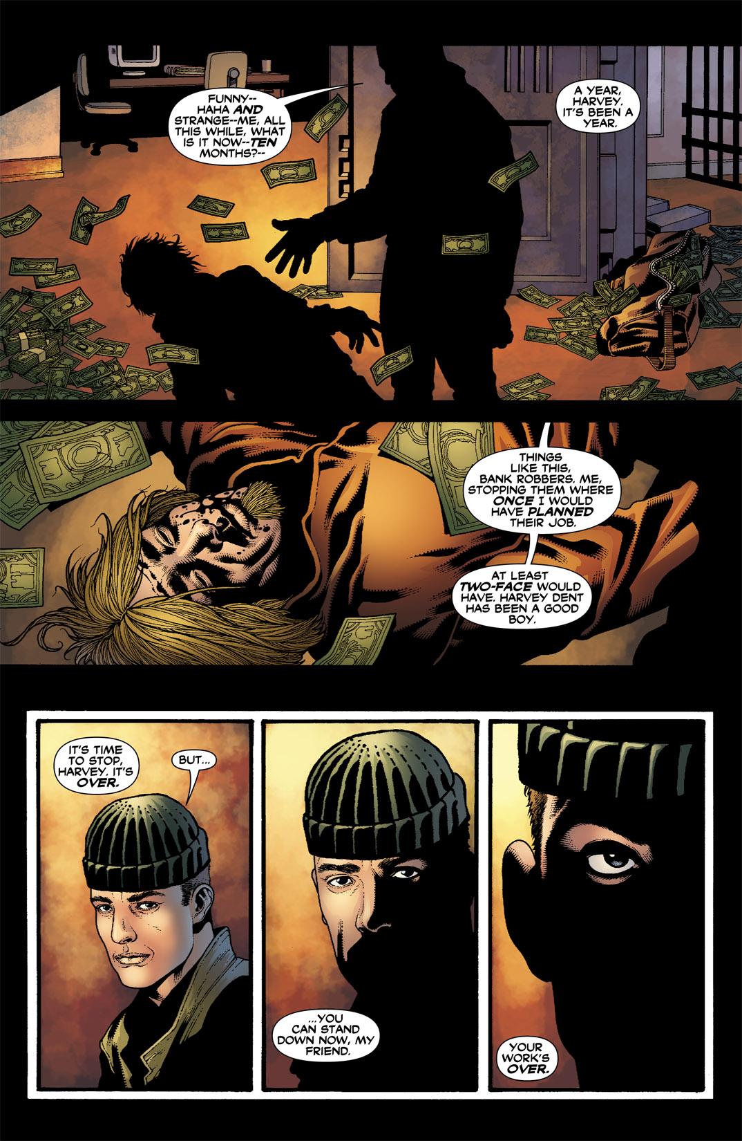 Detective Comics (1937) 817 Page 8