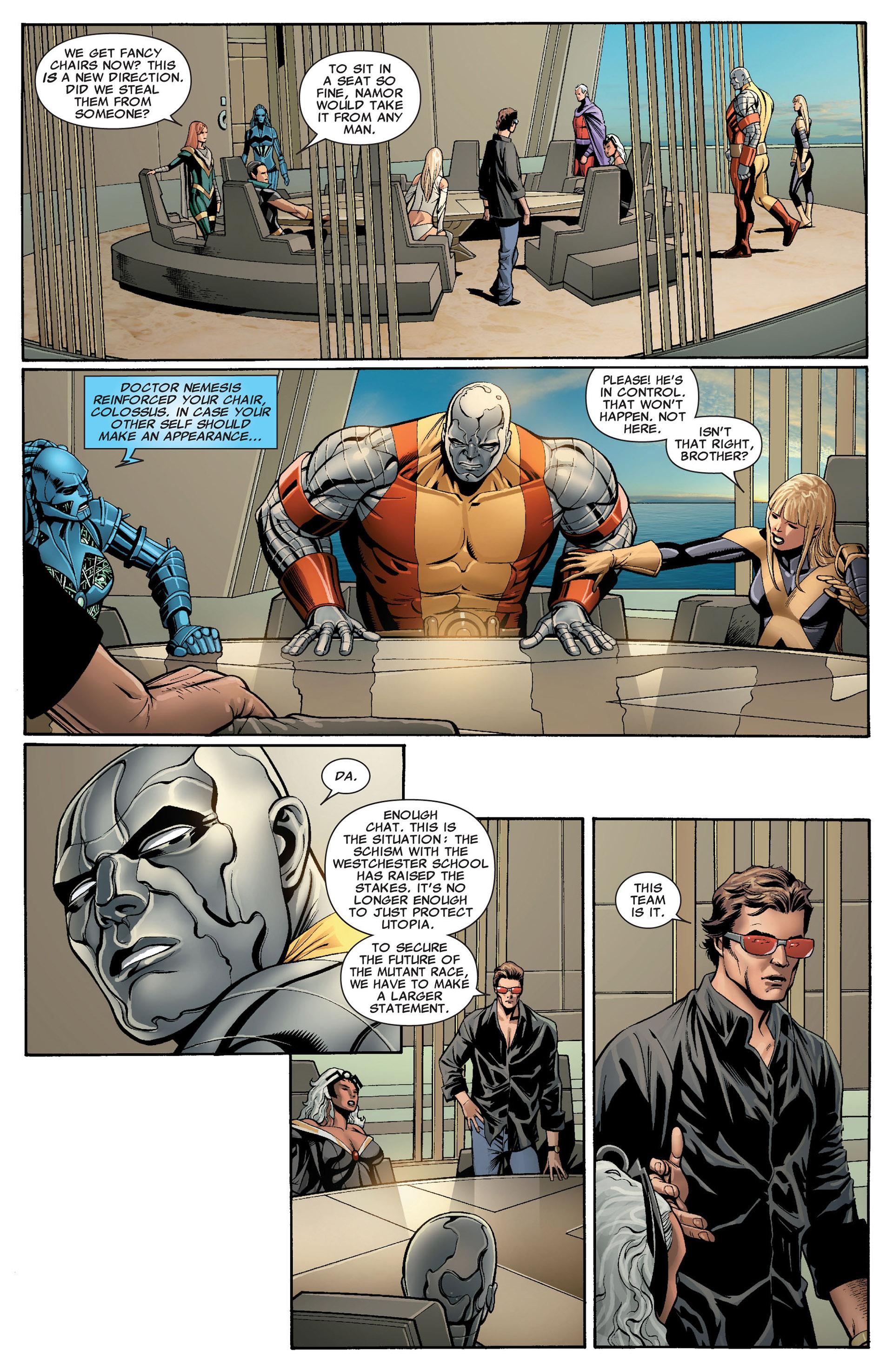 Read online Uncanny X-Men (2012) comic -  Issue #1 - 9