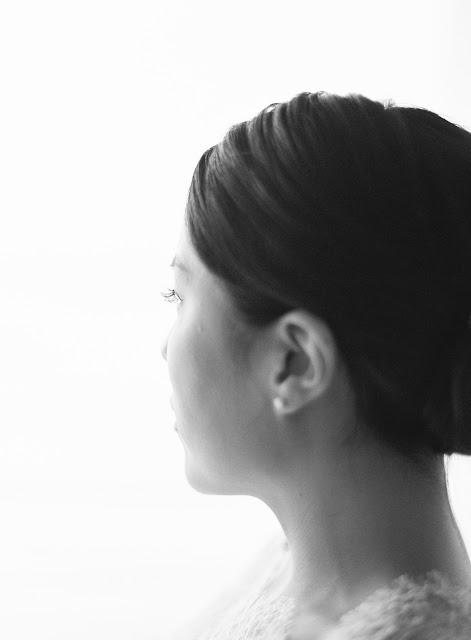 A soft profile portrait of Jin