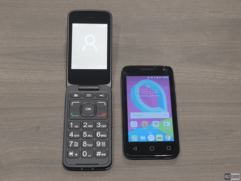 Alcatel 3026, U3, 1, and 1X entry-level phones now in the Philippines