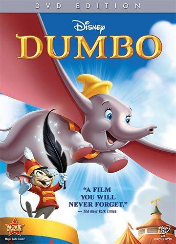 Dumbo (1941) [BRrip 1080p] [Latino] [Animación]