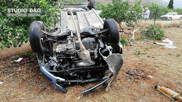 31 τροχαία ατυχήματα στην Πελοπόννησο τον Απρίλιο - Τα 4 θανατηφόρα